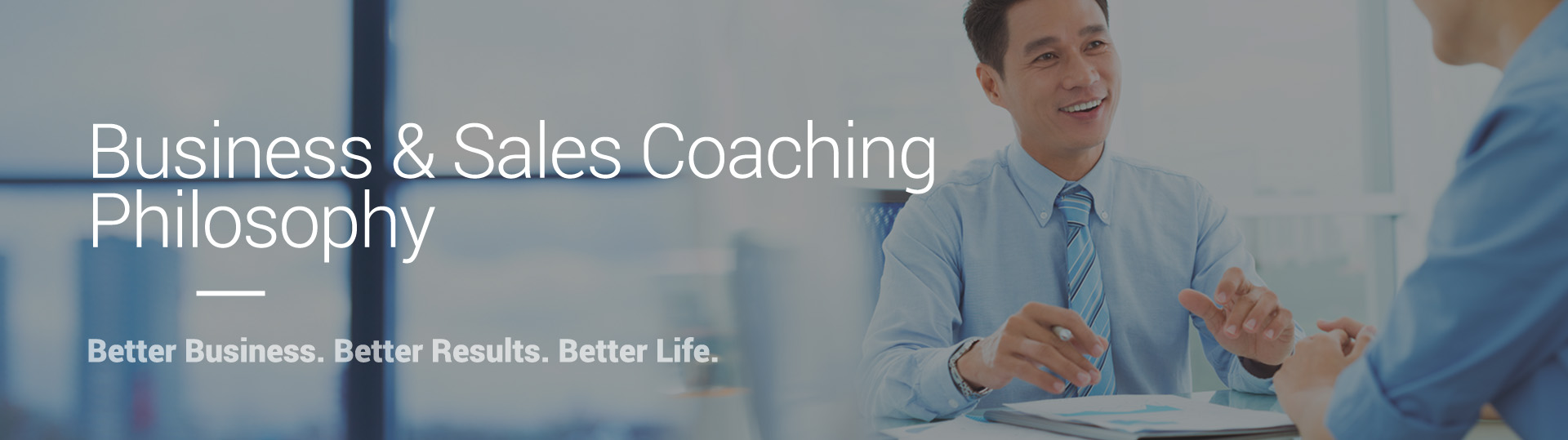 Business Coaching Philosophy